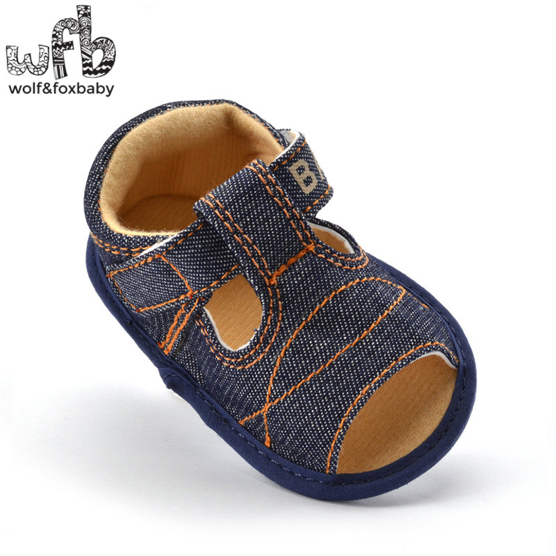 ФОТО Retail First Walkers Soft Bottom Antiskid Solid color Breathable fashion Baby Shoes Newborn infant Toddler summer