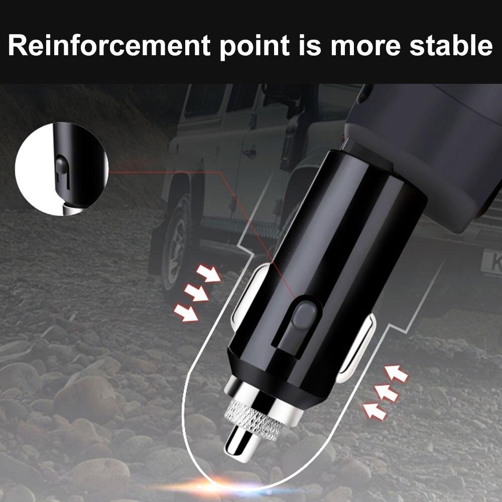 Vehemo прикуриватель розетки автомобильное зарядное устройство напряжение автомобильное зарядное устройство Универсальный сплиттер зарядное устройство внутренние части gps навигатор