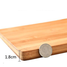 New Thick Strong wood Cutting Boards Bread and Fruit cutting board vegetables seeds  chopping board with metal handle
