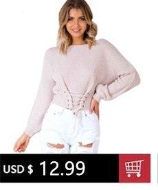 4dc16e9cadfd Online Shop Pearl Beaded Rib Knit Jumper Winter Sweater Womens ...