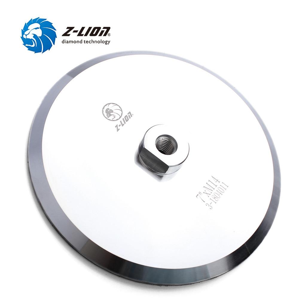 "9/"" Polishing Grinding Aluminum Plate Disc for Flat Machine…"