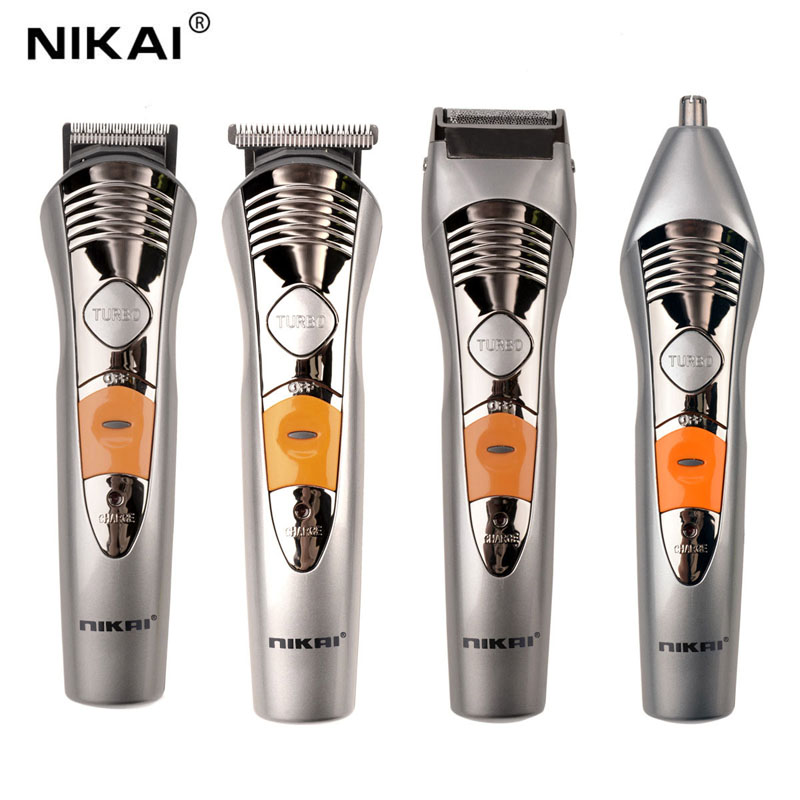 high quality professional electric grooming beard hair shaver men 39 s razor trimmer kit clipper. Black Bedroom Furniture Sets. Home Design Ideas