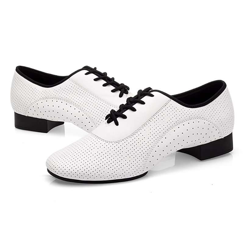 USHINE BD93 Professional White Heel 2.5cm Real Leather Square BD Dance Shoes Latin ballroom dance shoes man leatherUSHINE BD93 Professional White Heel 2.5cm Real Leather Square BD Dance Shoes Latin ballroom dance shoes man leather