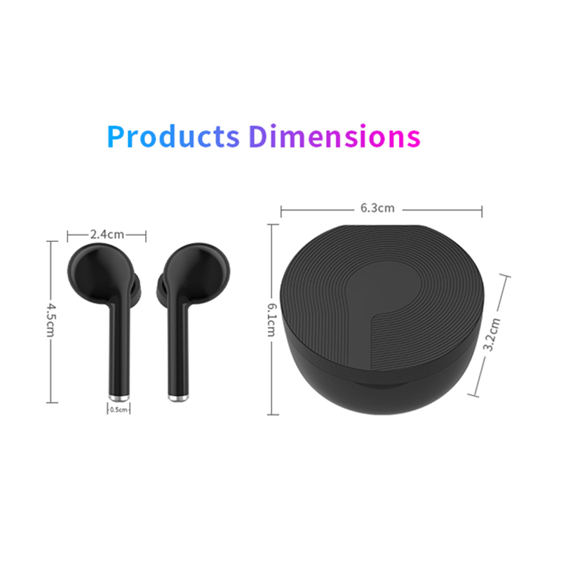 Image 5 - TW40 pop up tws Wireless Earphone Bluetooth 5.0 Touch Control Headset Charge Support Handsfree Headphone Stereo Bass With Mic-in Bluetooth Earphones & Headphones from Consumer Electronics