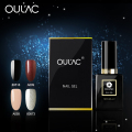 UV Led Soak off Gel Polish Oulac Top Popular UV Gel 12ml Private Label Nail Polish