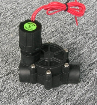 zanchen 100D 24v ac 1-Inch BSP  Inline Sprinkler Valve