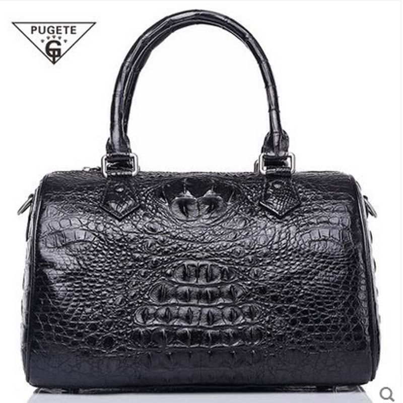 pugete crocodile leather men handbag retro single shoulder men package bucket bag fashion banquet luxury men handbag yongliang 2017 new crocodile leather belly single shoulder men handbag crocodile leather crossbody fashion all match men bag