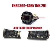 AHD/TVI/CVI/CVBS 4 IN 1 1080P 2MP 1/3″ Sony CMOS IMX291 Starlight camera AHD Bullet CCTV board camera module chip free shipping