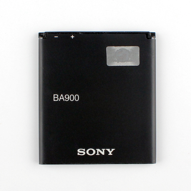 Original Sony 1700mAh BA900 Battery For Sony Xperia TX LT29i Battery J ST26i / L S36h / C2104 / C2105 AB-0500 BA-900