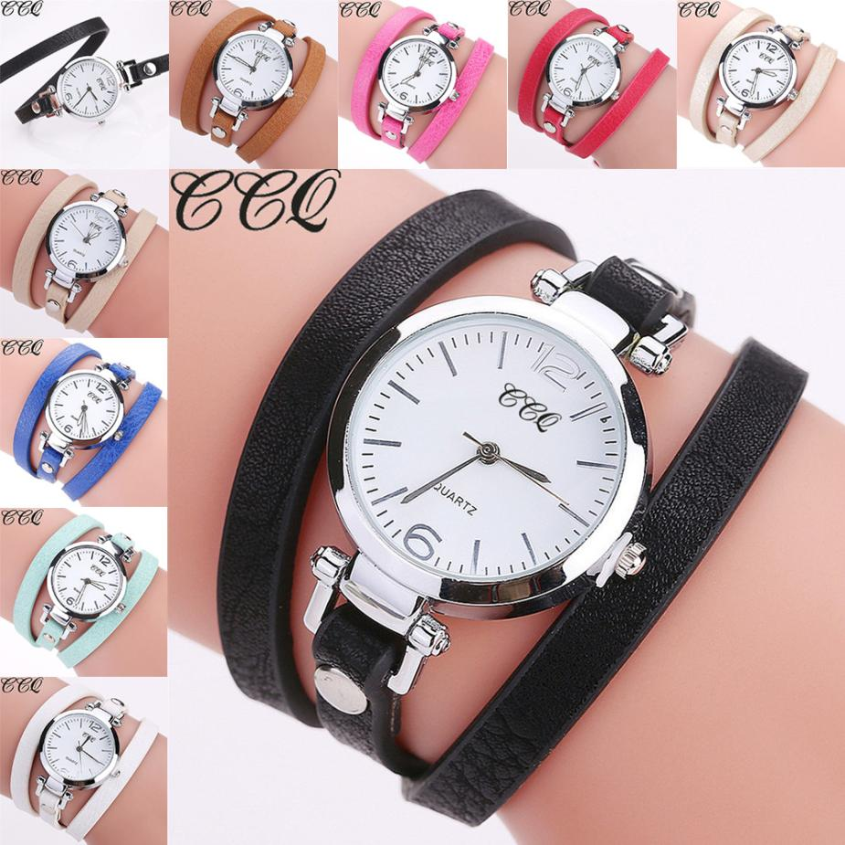 Women Fashion Casual Analog Quartz Women Leather Watch Bracelet Watch Sexy  Eye-catching  Representative of the fashion world #3Women Fashion Casual Analog Quartz Women Leather Watch Bracelet Watch Sexy  Eye-catching  Representative of the fashion world #3
