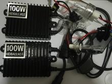 Yy najjaśniejszy 100 w h7 ukrył zestaw ksenonowych h1 h3 h4 h7 h9 h10 h11 9005 HB3 9006 HB4 D2 D2S D2H 4300 K 6000 K 8000 K do żarówki reflektorów samochodu