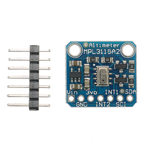MPL3115A2 IIC I2C Intelligent Temperature Pressure Altitude Board Sensor Module V2.0 for Arduino
