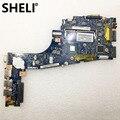 SHELI для Toshiba C50 C55 C50-B C55-B материнская плата для ноутбука C55-B5299 CPU N2830