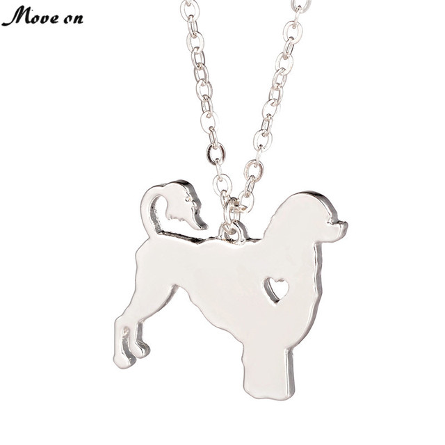 Sale portuguese waterdog dog pendant breed silver charm necklaces sale portuguese waterdog dog pendant breed silver charm necklaces pendants pets necklace adopt christmas gifts aloadofball Gallery