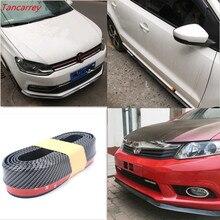 Car styling Front Bumper Protector Accessories for solaris polo volkswagen bmw e34 fiat tipo lifan dacia e90