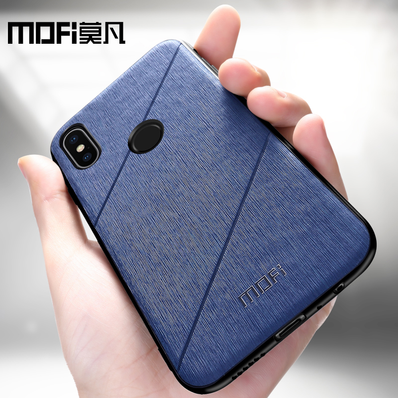 MOFi original xiaomi redmi note 5 case global version back cover protective phone case coque luxury business redmi note 5 case
