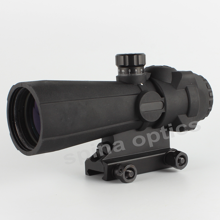 Tactical 141 5x40 waterproof hunting rifle scope hight power telescopic sight