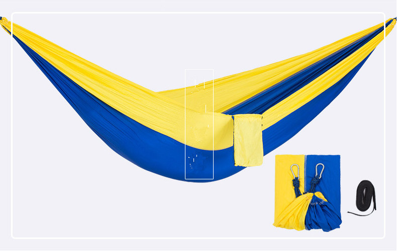 Free shipping  Two people green parachutes hammock campings Hammocks double the hammock leisure travelers manFree shipping  Two people green parachutes hammock campings Hammocks double the hammock leisure travelers man
