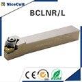 Бесплатная доставка BCLNR 2525M12 ;BCLNL 2525M12 карбид вольфрама Внешний держатель инструмента правая рука держатель Nicecutt