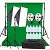 Inno High Quality 450W 5 Socket Head 60x90cm Softbox Continuous Lighting Kits Studio Video Photo Studio