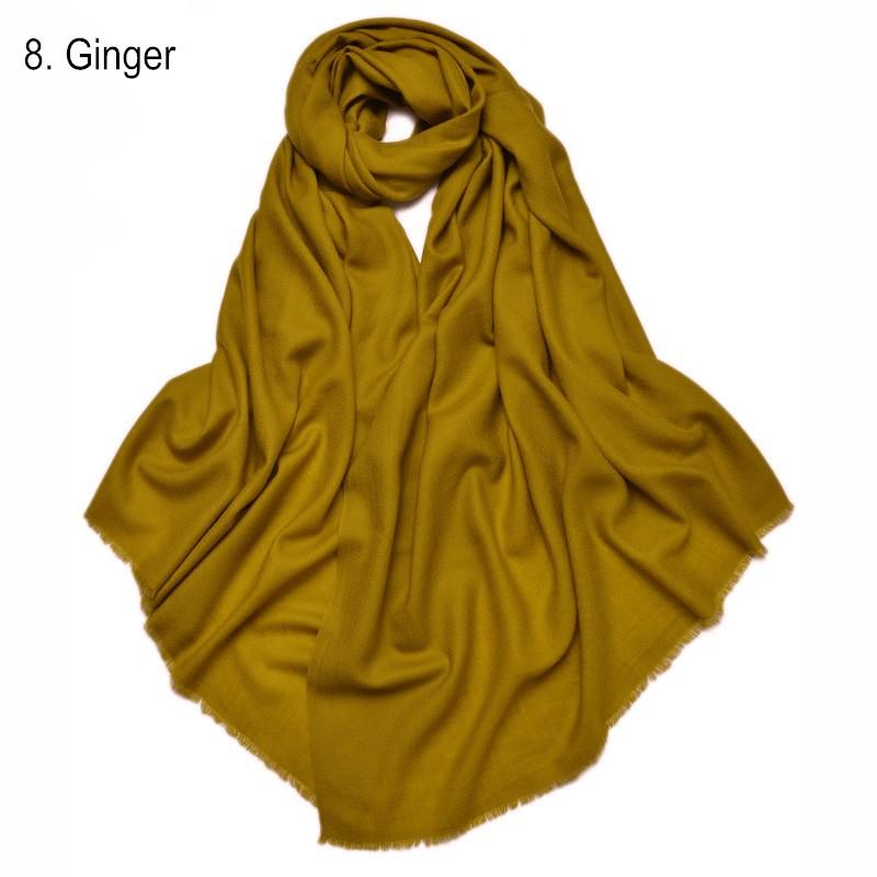 8. Ginger