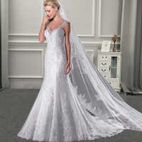 wuzhiyi wedding dress Mermaid sleeveless Vintage Wedding Gown Bridal Sexy backless Gowns Wedding dress 2018 vestidos de noiva