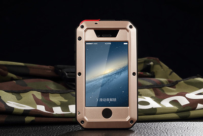 custodia iphone 4 militare