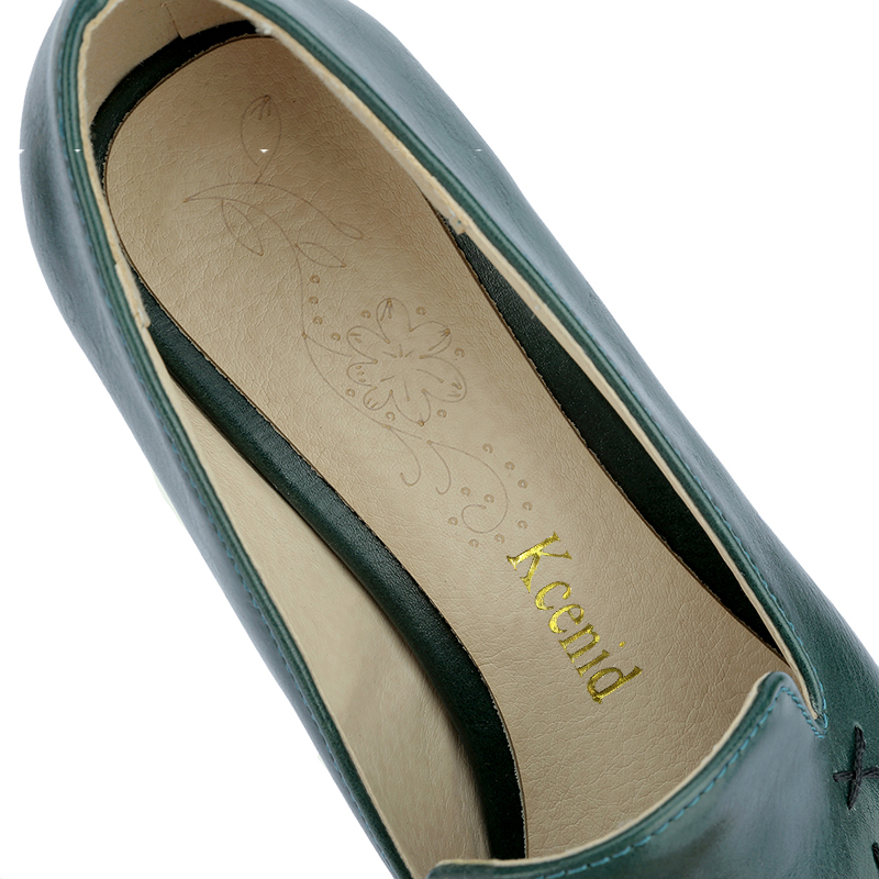 Faible Plus Taille Mujer Vintage On 32 Femme Purple Slip Chaussures Pointu Bout Talon dark La Casual Zapatos Green Extérieure 48 Populaire Nouveau Ink Automne Kcenid Vert qAHTvv