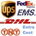 UPS DHL FEDEX Custo de Transporte Extra