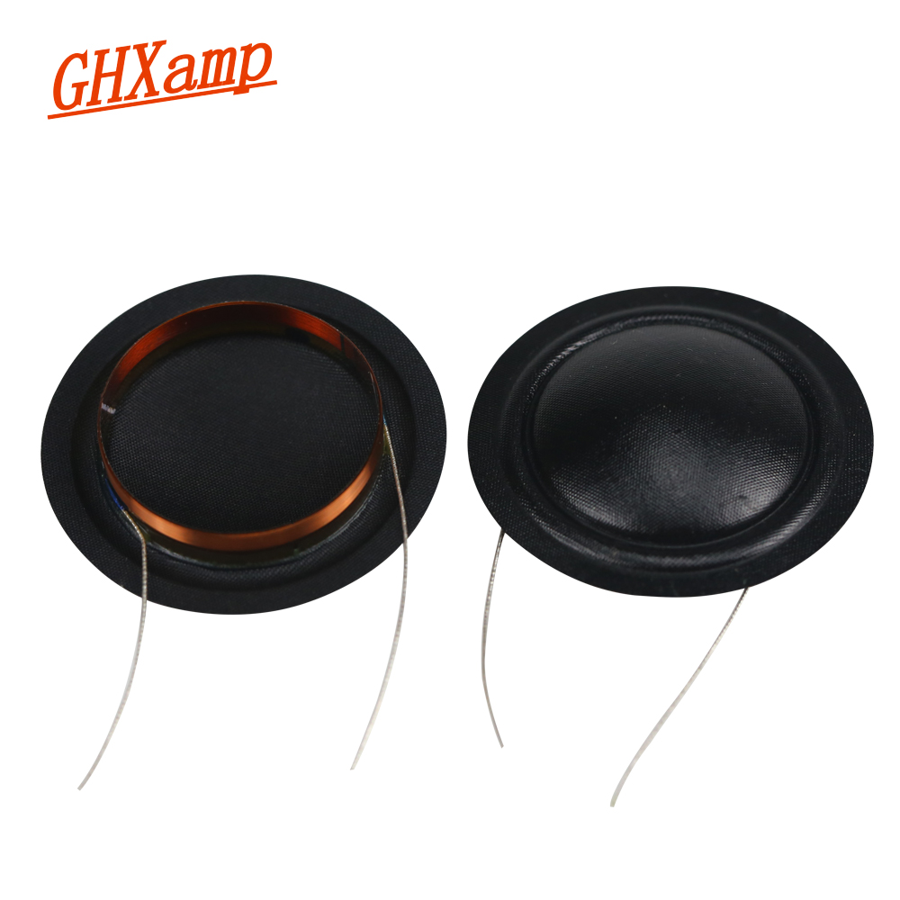 Special 25.9mm Imported Tweeter Voice Coil Same Outlet Silk Film Diaphragm 26 Core Coil For B&W DM630 ZZ5460 4.1-8OHM 2PCS