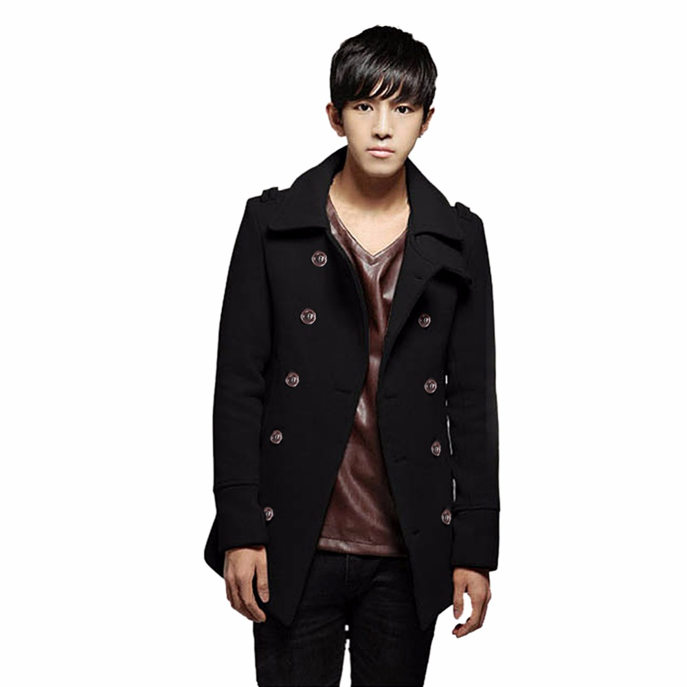 Online Get Cheap Men's Long Winter Coats -Aliexpress.com ...