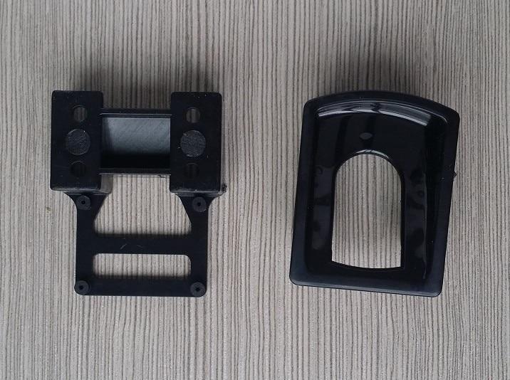 Structure of Semiconductor fingerprint module(R303/R305F/R306) mounting bracket of r305or r307 fingerprint module