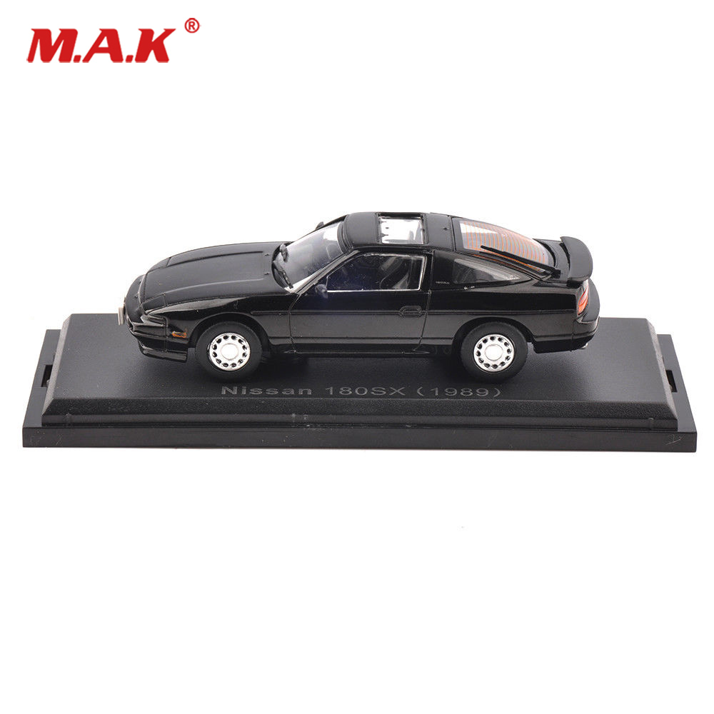 Cheap Toys for Children180SX ( 1989 ) 1/43 Diecast Sport Car Model Collectible Toy Classic Diecast&Plastic Car Model Kids Toy ...