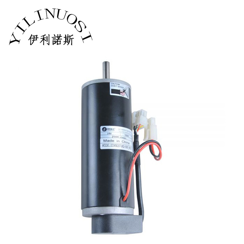 Infiniti FY-3208H / FY-3208G Printer Servo Motor (DCM50207-06D-1000) challenger infiniti printer leadshine ac servo motor driver acs806 03 for fy 3206ha fy 3208ha printer