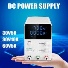 Переменная источник питания постоянного тока 30 В 10A, регулируемый регулируется питания mA Дисплей, 0-30 В 0-10A 300 Вт лаборатории импульсный источник питания