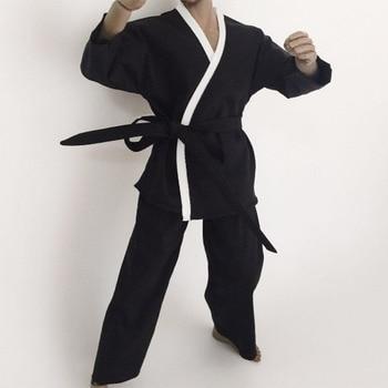 Judogi-uniforme de Judo para hombre, escala 1/6, ropa para 12 ''/Kumik Soldier, figura de acción, accesorios de juguete