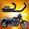 Qianjiang XV250 Steed400 Pipe Motorcycle Exhaust Muffler Silencer