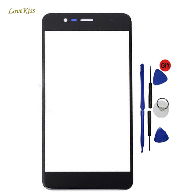 Touch Screen Panel For Asus Zenfone 3 Max ZC520TL X008D 3Max Touchscreen Front Glass Outer Lens Replacement Tools