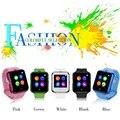 2016 Новый Здоровье Bluetooth Смарт Наручные Часы-Телефон Smartwatch V88 с GSM/GPRS SIM-КАРТЫ TF Карты Uv-тест Пульса Пульс мера