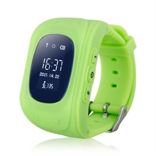 Q50 GPS Smart Watch For Kid Safe Wristwatch SOS Call Location Finder Locator Tracker For Child Anti Lost Monitor Baby Wristwatch