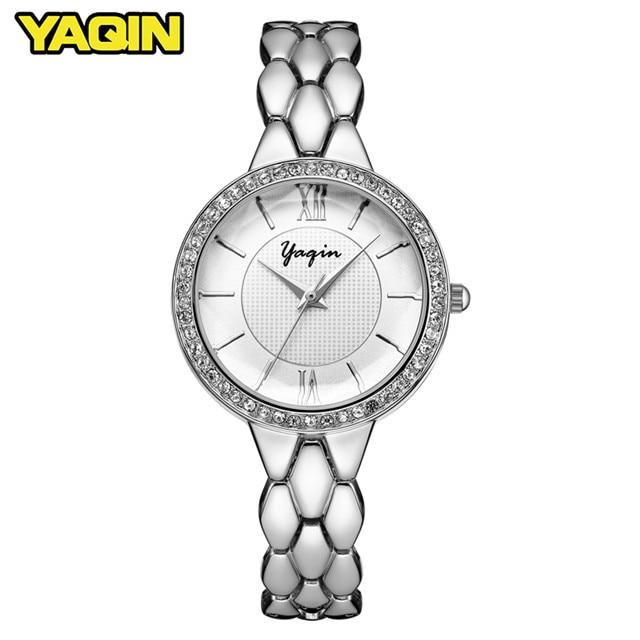 Top luxe merk vrouwen horloge van hoge kwaliteit serpentine gelegeerd - Dameshorloges - Foto 2