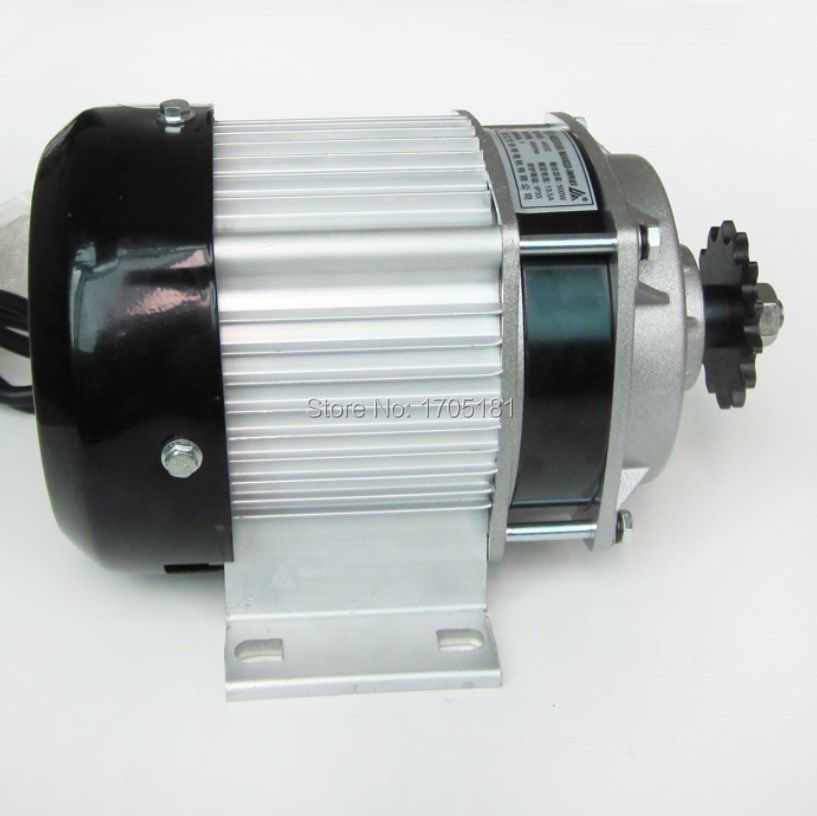 48v 500w Electric Scooter Tricycle Brushless Motor Diy