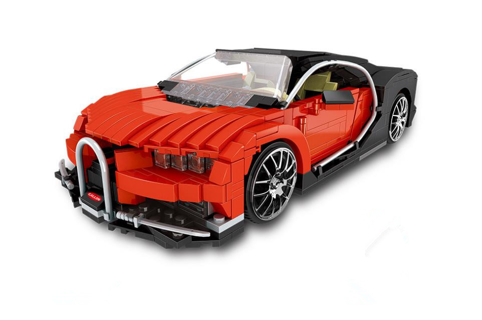 859pcs Ideas Classic Car BUGATTI Luxury SportsCar Model Building Blocks Toys for Children Creator Bricks   legoing859pcs Ideas Classic Car BUGATTI Luxury SportsCar Model Building Blocks Toys for Children Creator Bricks   legoing