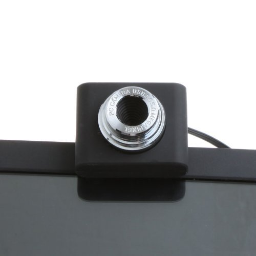 โปรโมชั่น!ร้อนขายUSB 2.0 50.0เมตรมินิเครื่องคอมพิวเตอร์กล้องเว็บแคมแบบHDกล้องเวบแคมสำหรับแล็ปท็อปสีดำ