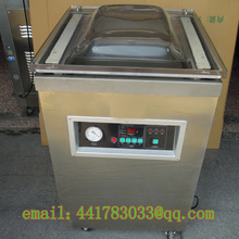 DZQ-500 / 2E single-chamber vacuum machine food vacuum machine meat vacuum packaging machine