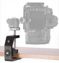 Зажим Комплект Настольный Штатив смартфон Камера навигатор мотоцикл велосипед крепление подходит для Canon Nikon для Sony Nikon Pentax Камера DSLR