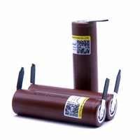 Nuevo LiitoKala 18650 de 3000 mAh de la batería de 3,6 V de 30A dedicado + DIY Nicke