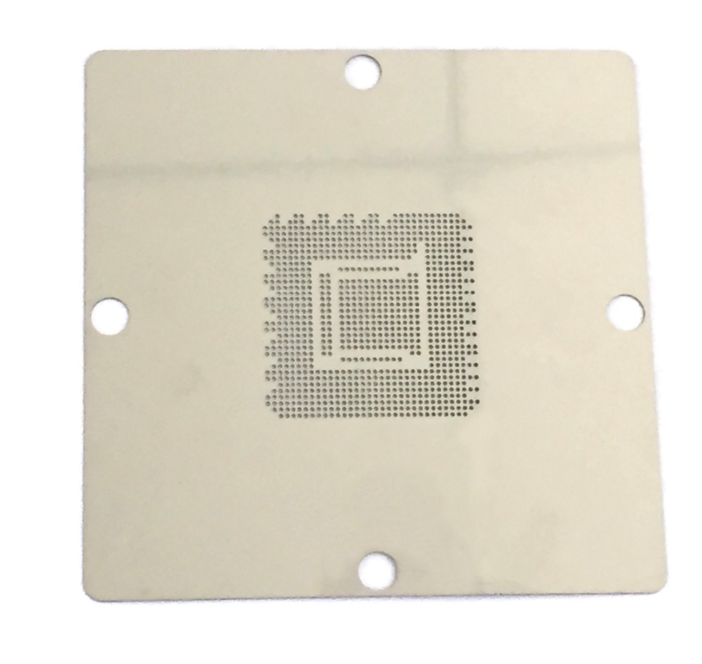 Free shipping New arrival pS3 4000 GPU RSX D5305F bga game machine stencil ball stencil 90 90mm 80 80mm Small steel mesh in Power Tool Accessories from Tools