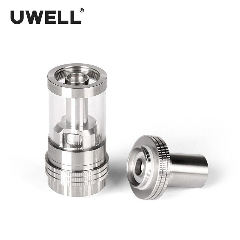 UWELL corona I tanque 4 ml superior método de llenado atomizador flujo de aire ajustable 510 Tipo de rosca para Vaper