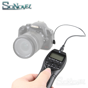 Image 5 - YouPro MC 292 DC0/DC2/N3/S2/E3 2.4G Wireless Remote Control Timer Shutter Release for Canon/Sony/Nikon/Fuji/Panasonic/ Olympus